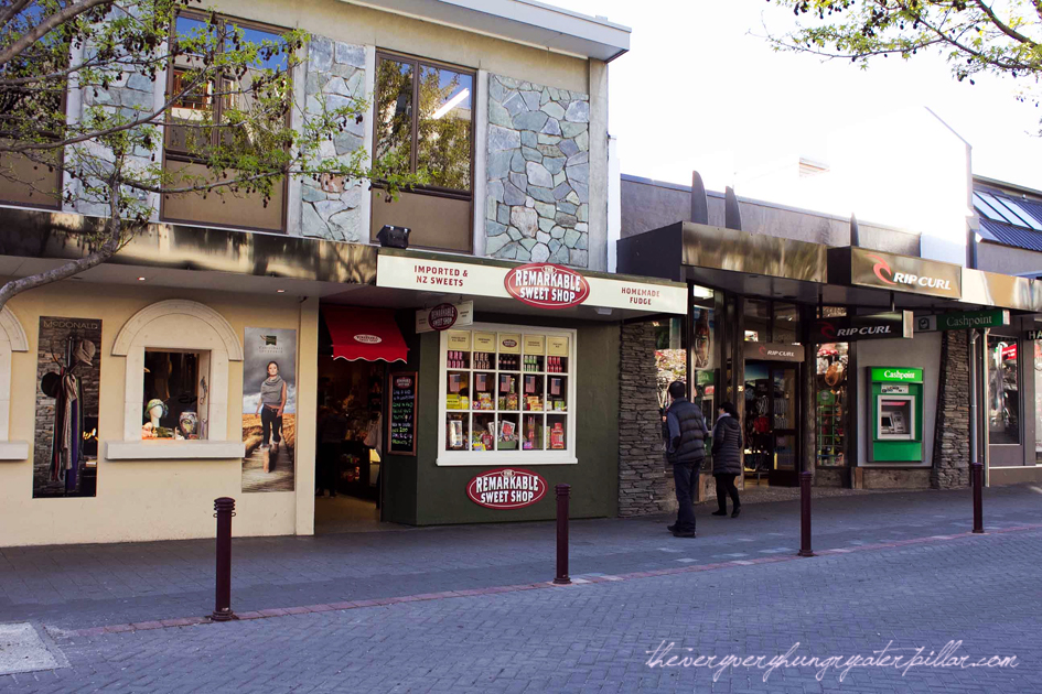 The Remarkable Sweetshop (Queenstown, New Zealand)   The Very Very ...
